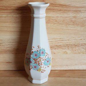 Vintage FTD 1983 Ceramic Floral Vase